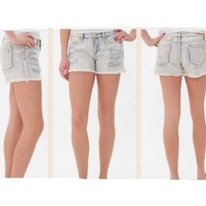 Articles of Society Madre Distressed Shorts